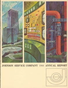 JSC Annual Report 1966