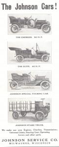 Johnson Auto 1910