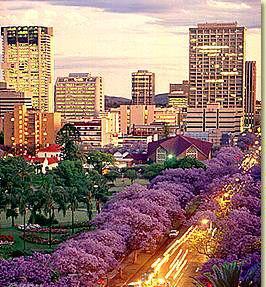 Pretoria, SA