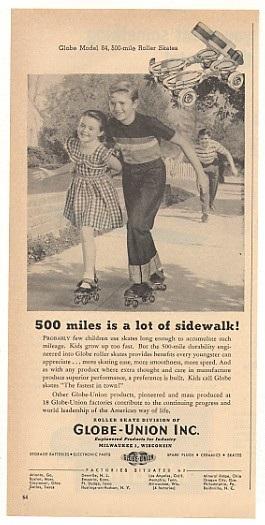 Globe Skates