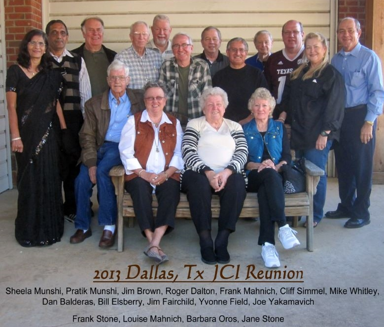 SECD-Dallas Reunion 2013