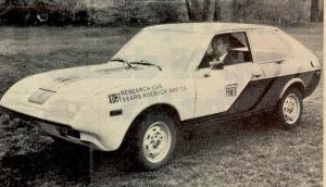 Sears Electric Car