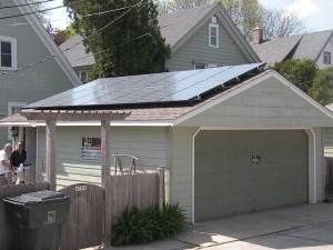 Lou Davit Solar Roof