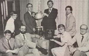 Sears Award 1982