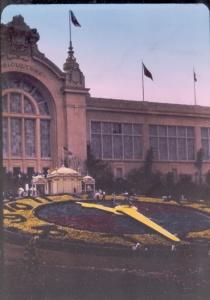 Floral Clock WF 1904