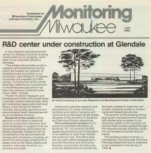 R-D Center 1982
