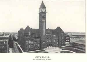 Toronto City Hall 1899