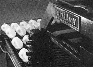 Uniloy Molding Machice 1970