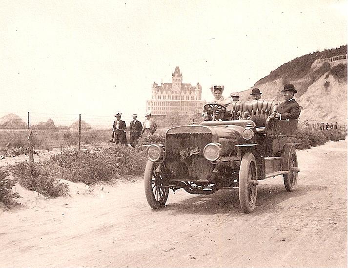 Warrens Trip to SF 1906