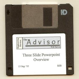 Advisor Disk