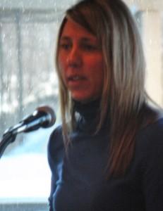 Speaker Karen Sommer