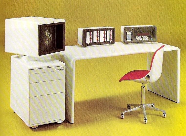 JCIR Console 1980
