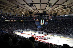 Madison Square Garden 2006