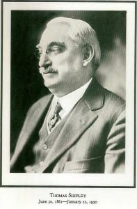 Thomas Shipley 1930