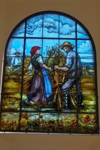 Man at Work, Grothmann Museum, WI