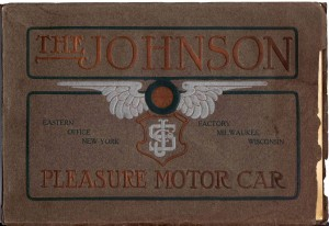Pleasure Motor Car 1910