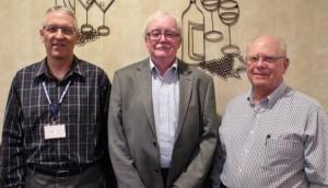 Craig Roush, Jim Zander, Jim Botic